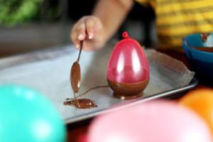 Cuencos de chocolate 1