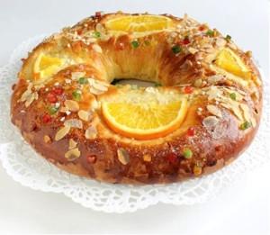 Roscon de Reyes Recetas Alsolajero.com