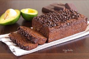 Bizcocho de Aguacate y Chocolate Recetas Alsolajero.com 3