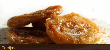 Torrijas sin pan recetas Alsolajero.com