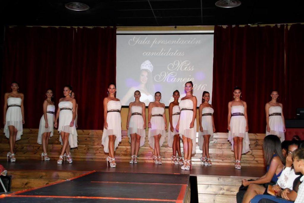 Miss Maneje 2016 Fiestas populares