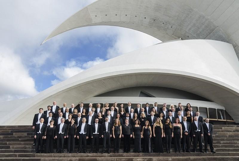 Orquesta sinfonica Tenerife concierto Auditorio Jameos del Agua Lanzarote