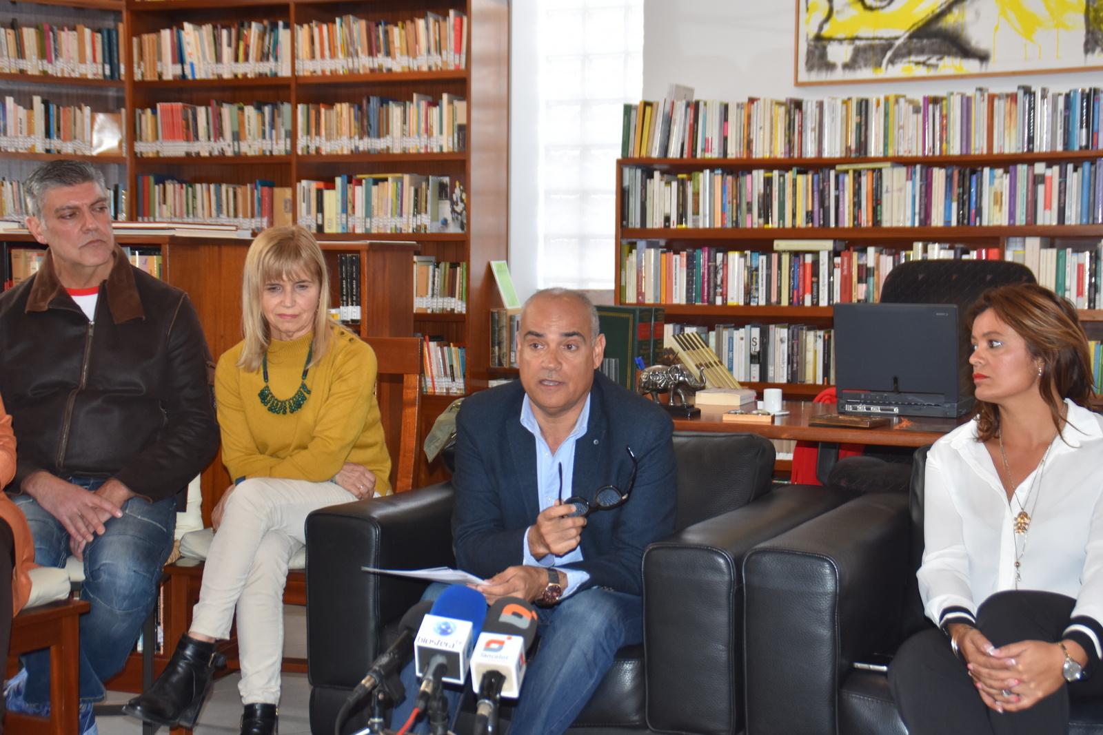 Presentacion expocision Artemages en la Casa de Saramago (13)