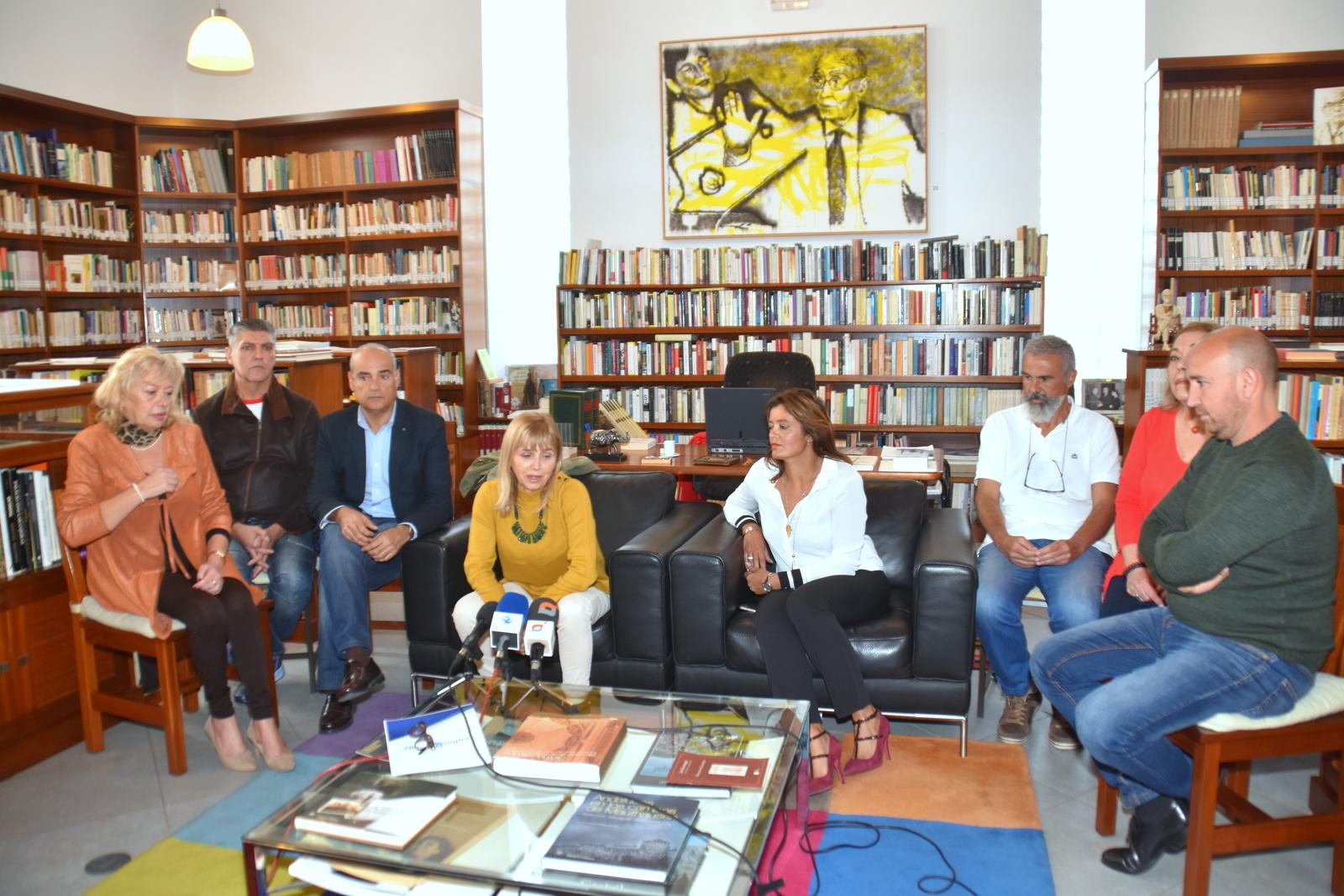 Presentacion expocision Artemages en la Casa de Saramago (2)