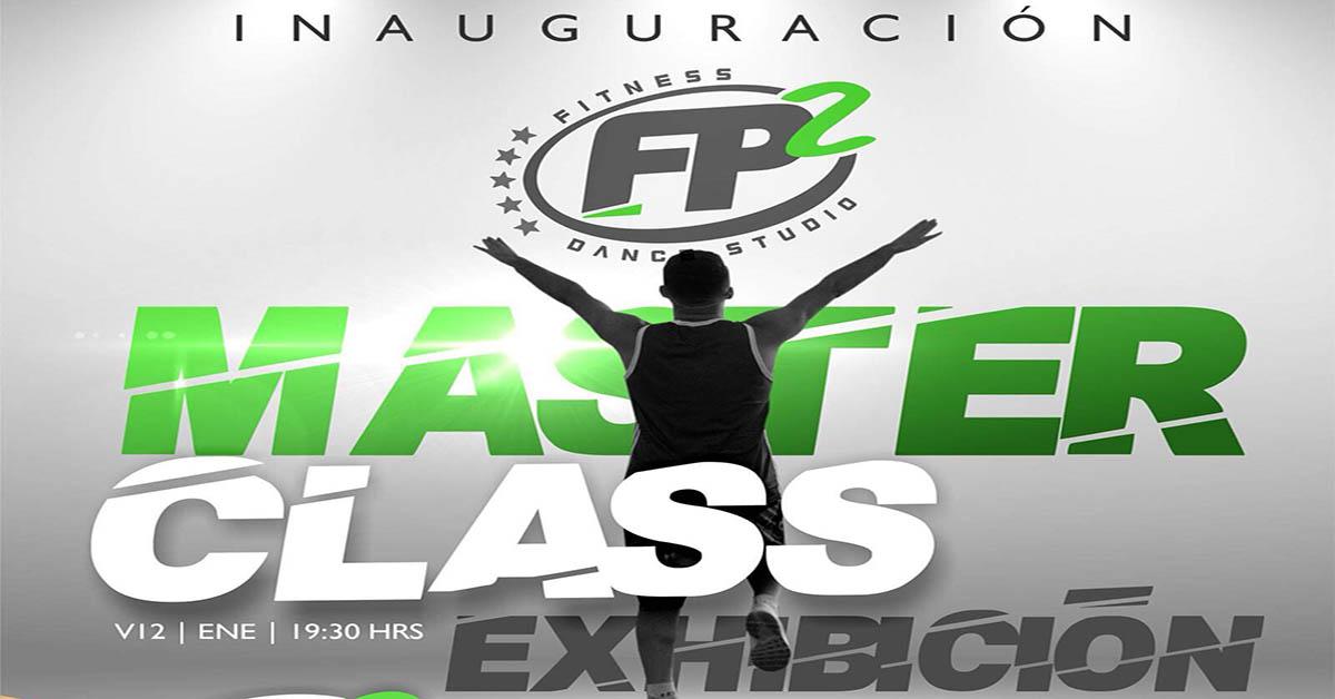 Inauguración Del Nuevo Centro Fp2 Fitness Dance Studio En