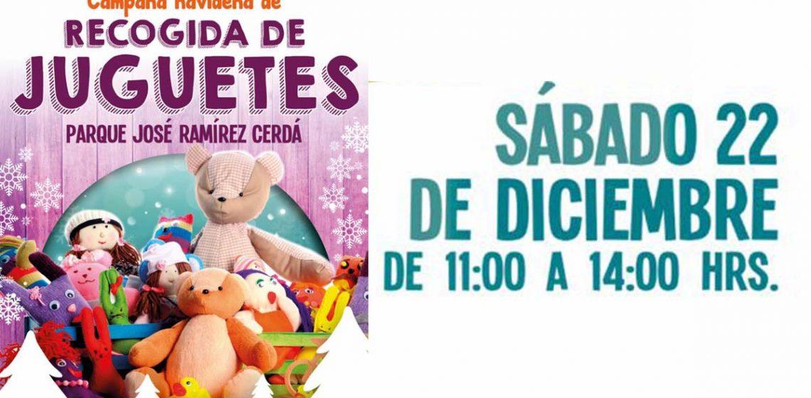 Recogida Arrecife De Juguetes En Próximo Solidaria El Diciembre 22 3Rj54AqL