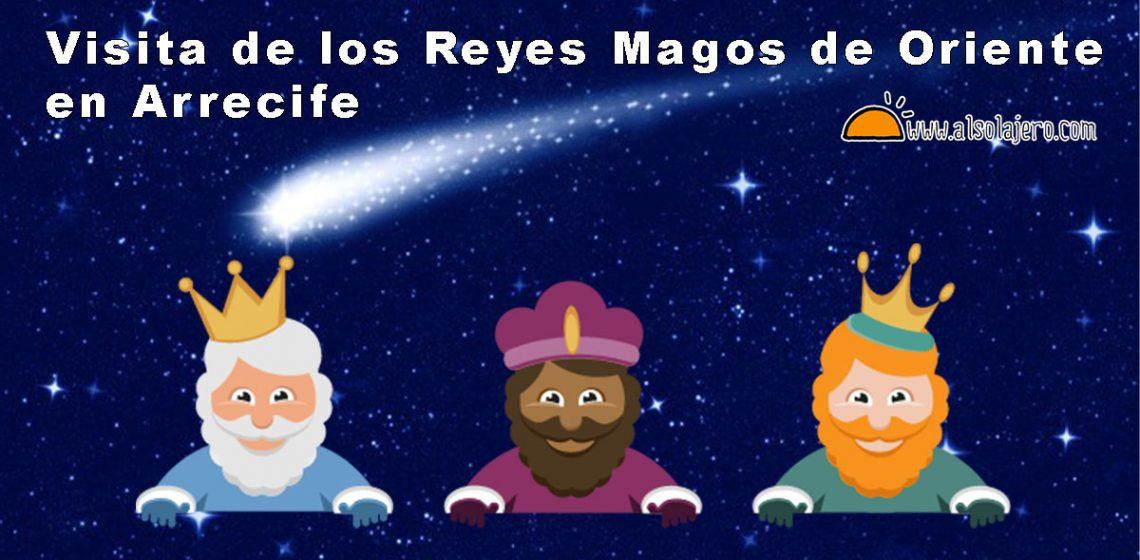 Ver Fotos De Los Reyes Magos De Oriente.Arrecife Se Prepara Para Recibir A Los Reyes Magos De Oriente