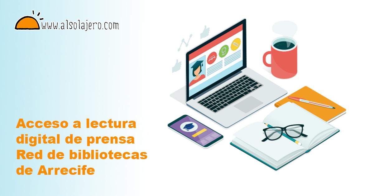 Acceso A Lectura Digital De Prensau00 Red De Bibliotecas